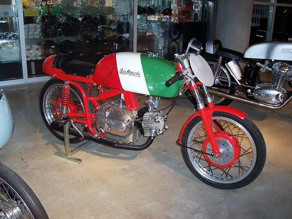 Barber cycle museum - Birmingham